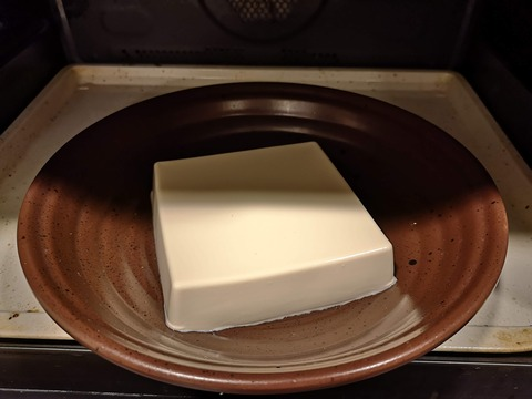 卵あんかけ豆腐 (4)