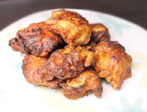 鶏むね肉の唐揚 (1)