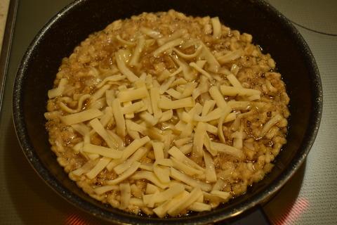 天かすチー玉丼 (3)