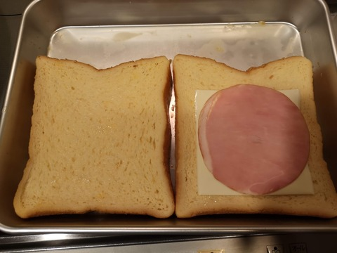 フレンチトーストサンド (4)