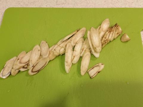 カリカリチーズごぼう (2)