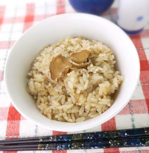 醤油ご飯 (1)