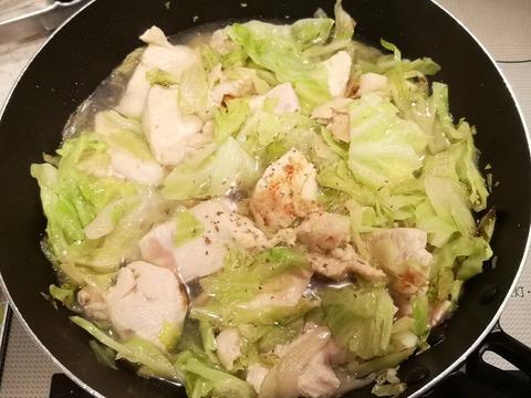 鶏むね肉のコンソメライス (7)