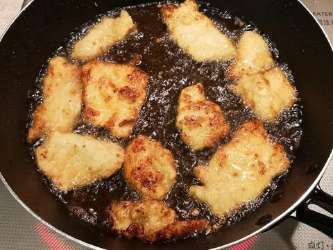 鶏むね肉の味噌唐揚 (6)