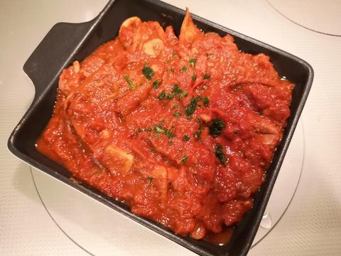 イカのトマト煮 (7)