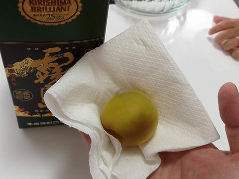 ギリギリ梅酒 (6)