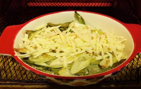 白ねぎのチーズ焼き (7)