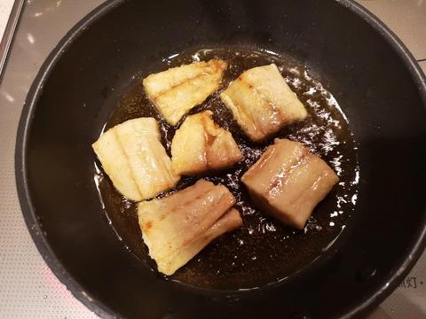 鯵の出汁ソース漬け (5)