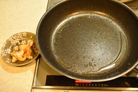 鶏むね肉と大根の純白炒め (6)