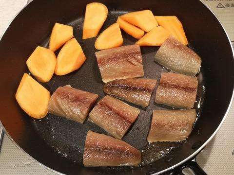 鯖のオイスターソース煮 (3)
