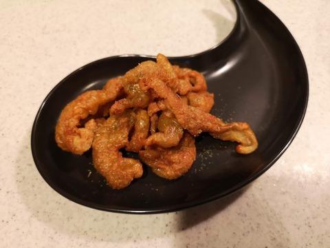 鶏皮コンソメ (5)