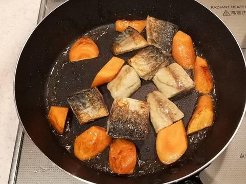 鯖のオイスターソース煮 (5)