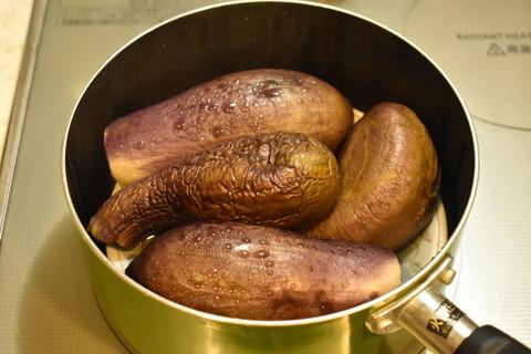 茄子の無限冷菜 (4)