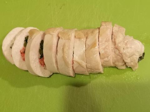 鶏むね肉ニラ生姜 (9)