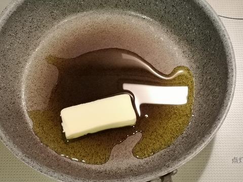 ズッキーニの塩バター炒め (3)