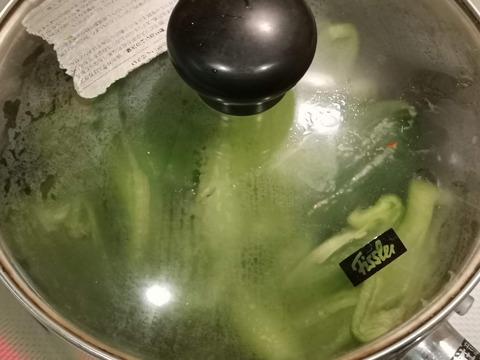ピーマンの煮浸し (5)