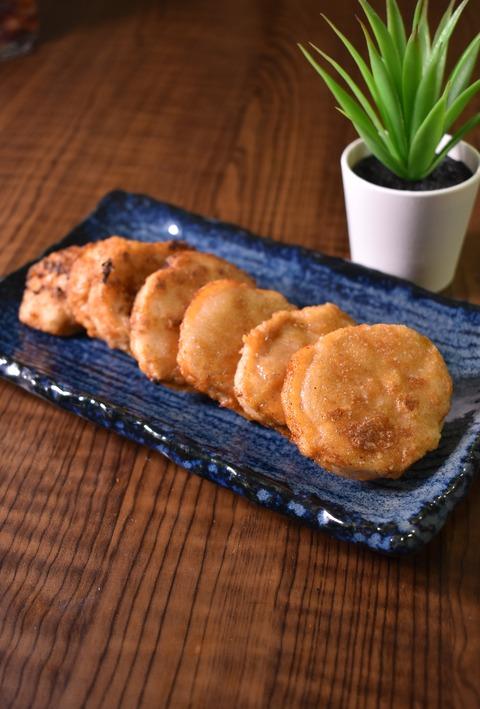 鶏ハムの唐揚 (1)