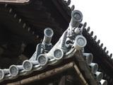 東福寺鬼瓦