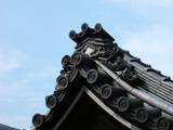 東福寺屋根