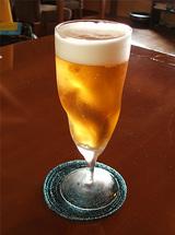 茂庵ビール