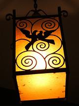 大山崎鳥ランプ