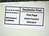 OBJ_ドイツポストの消印