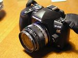 OBJ_OM35mmを装着したE510