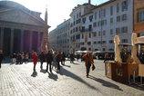 ローマ コロンナ広場