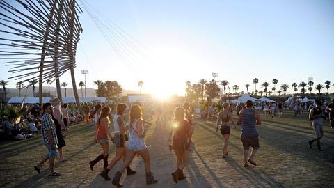 Coachella  Palm Springs