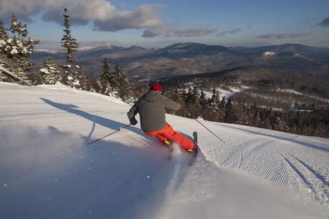 Trượt tuyết ở New England