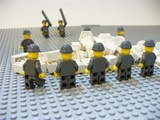 レゴでブーン�