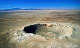 メテオ隕石孔2