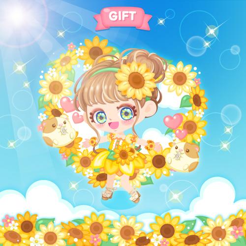 210714_sns_Gift_sunflower_hisano