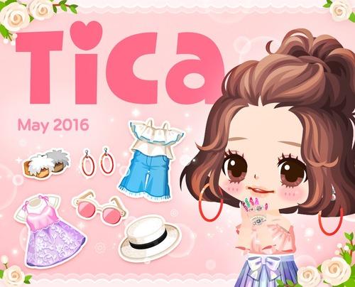 Tica5月号発売