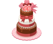 ☆CanCam17_Gift_cake