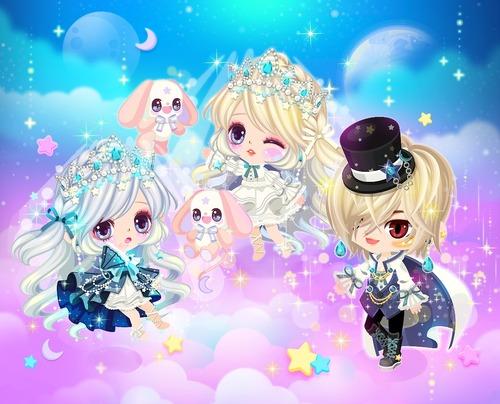 妖精ルルと夢幻世界