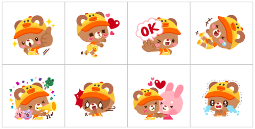 131118_LINE PLAY_Sticker