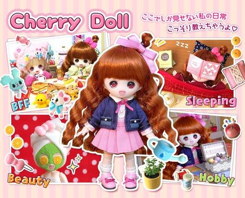 Cherry Doll