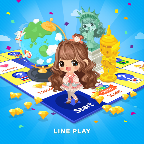 20141119_LINE PLAY World_SNS