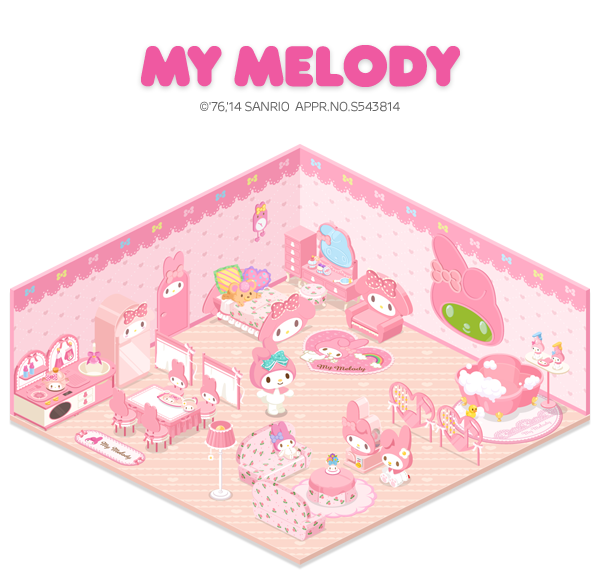 mymelody_room