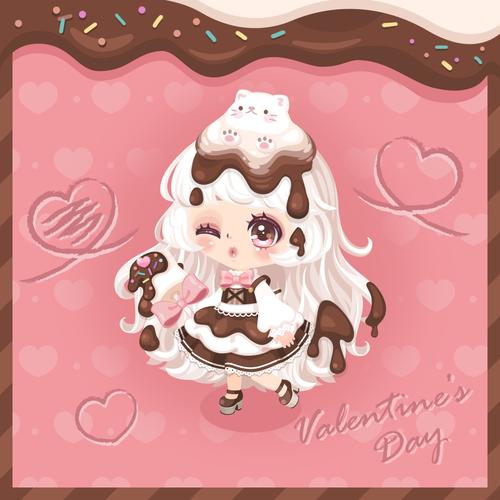 200206_sns_Valentine_sChocolateFondue_yonekura