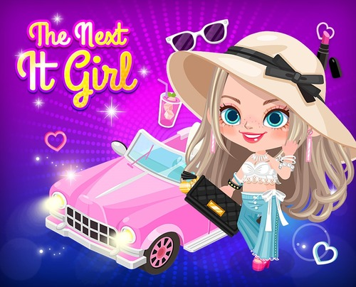 The Next It Girl