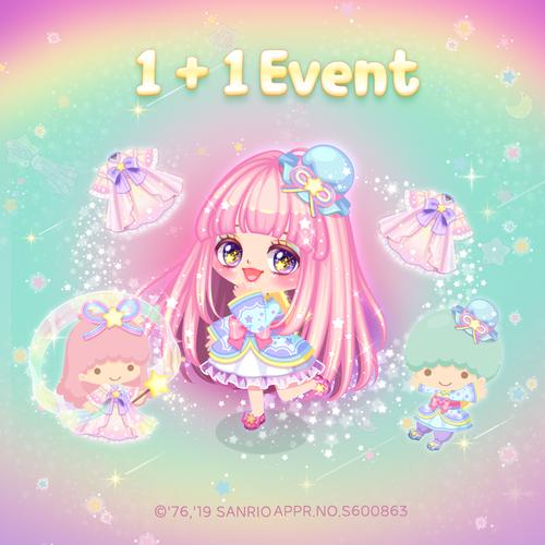 ★キキ&ララのギフトアイテム販売中!「11」 Event開催★