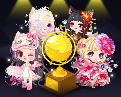 2016 LINE PLAY Top Gacha Award