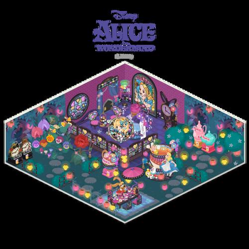 不思議 アリス の 不思議 な 世界