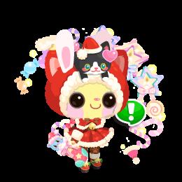staff_usako_クリスマス