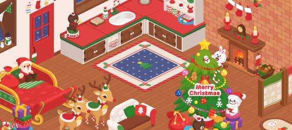 20141204_クリスマスルーム