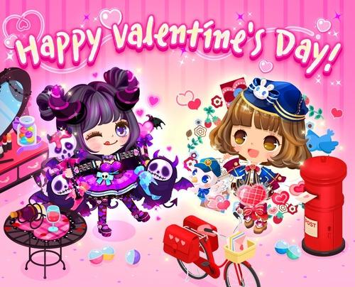 Happy VALENTINE'S Da