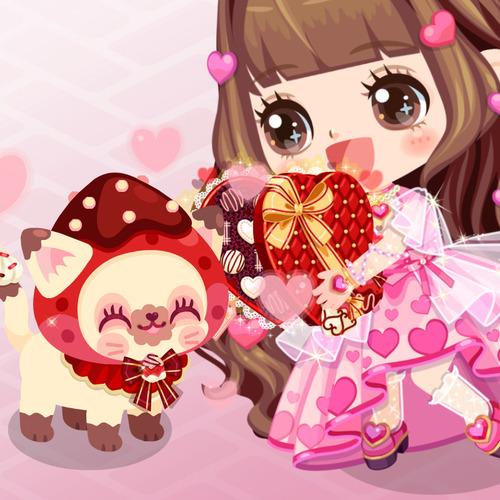 20190125_Cherry pop_2th_valentines day