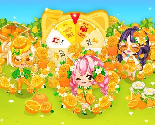ラッキーフルーツクラブ誕生